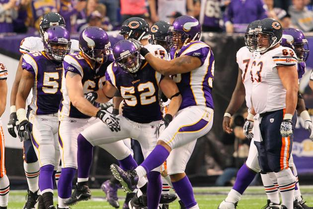 Minnesota Vikings' Salary Cap Scenario Heading into 2013