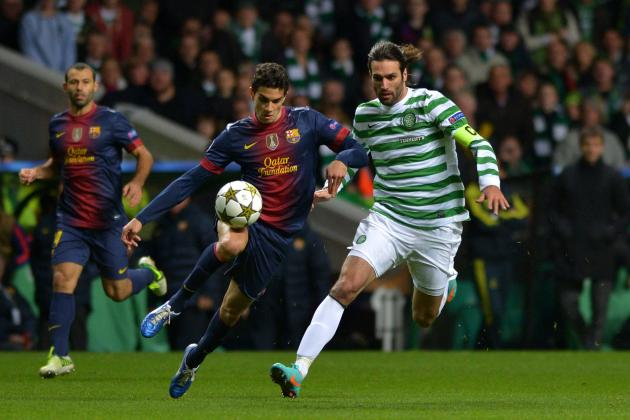 Champions League, Celtic Win over Barca Is Nothing, Yet Everything