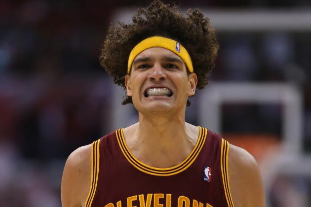 Anderson Varejao out vs. Warriors