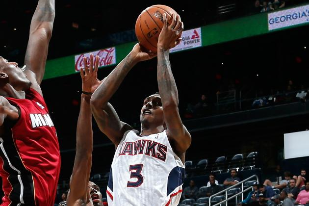 Video: Lou Williams Dunks over Tyler Hansbrough in Win