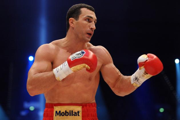 Wladimir Klitschko and Johnathon Banks Commit to Preserving Kronk Gym