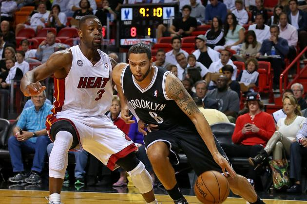 Heat vs. Nets 103-73