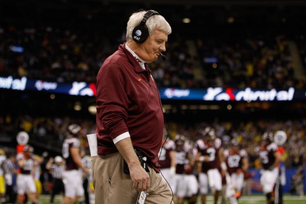 Florida State vs. Virginia Tech: Why Frank Beamer Needs Win to Stay off Hot Seat