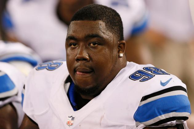 Lions' Nick Fairley Not Expected to Appear at Arraignment in Alabama