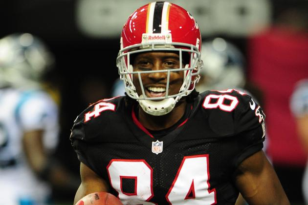 Roddy White Believes 16-0 Is Attainable