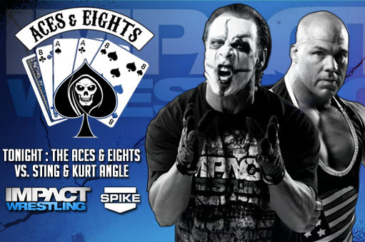 TNA Impact Wrestling Preview: Sting Teams with Angle, Roode vs. Styles and More