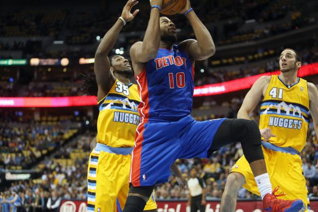 Greg Monroe Must Escape Detroit Pistons to Earn All-Star Attention He Deserves