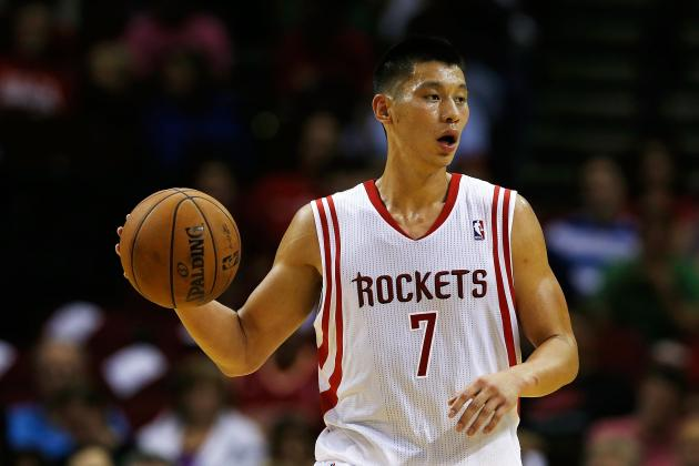 Jeremy Lin's Ceiling with Houston Rockets Rises Playing with James Harden