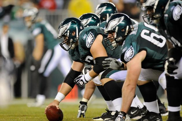 Philadelphia Eagles: Recent Struggles Are Due to Offensive Line Injuries