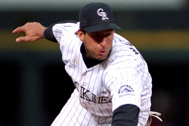 Walt Weiss Named Rockies' New Manager