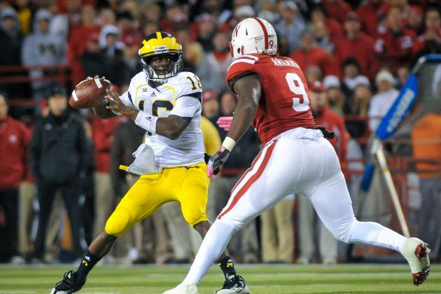 Michigan Football: Breaking Down Wolverines' Potential 2012 Bowl Game Bids