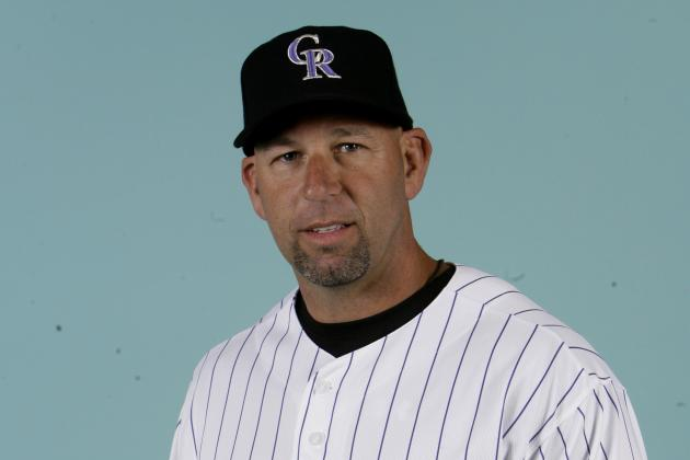 Colorado Rockies Name Walt Weiss New Manager