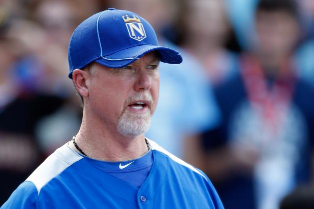 What Hiring Mark McGwire Means for Los Angeles Dodgers' Offense in 2013