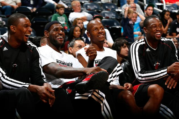 Miami Heat: Why This Year's Squad Is Better Than the 2012 Title Team
