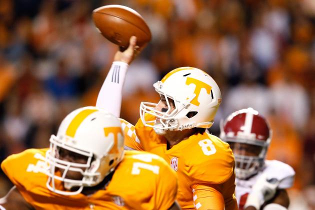 Missouri vs. Tennessee: Latest Spread Info, BCS Impact and Predictions