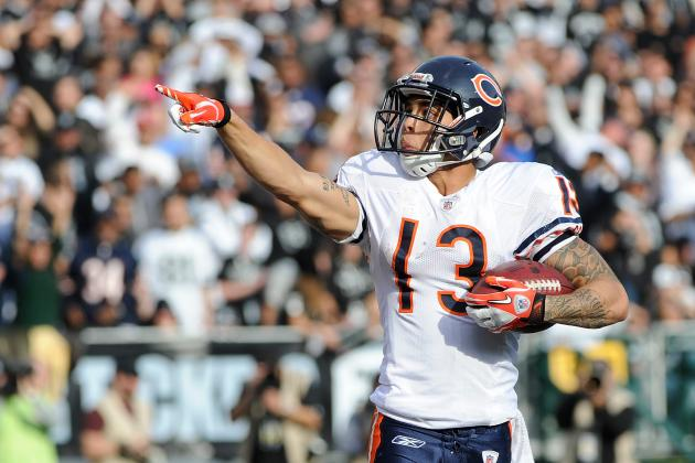 Chicago Bears: Is Johnny Knox the Missing Link on Offense?