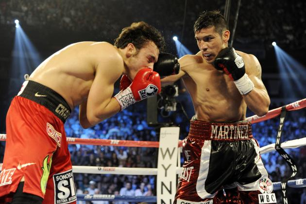 Julio Cesar Chavez Jr. vs Sergio Martinez: Rematch Could Happen in Fall 2013
