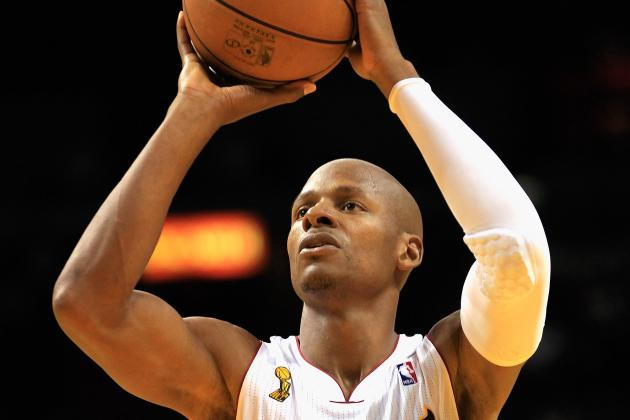 Ray Allen vs. Jamal Crawford: Who Will Win the NBA's 6th Man of the Year Award?