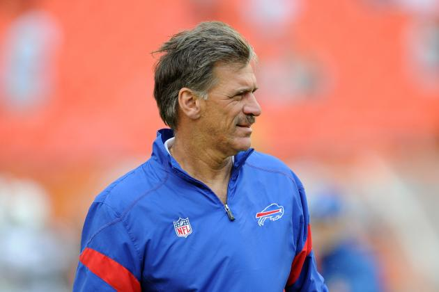 Dave Wannstedt and 4 NFL Coordinators Who Are Losing Their Jobs This Season
