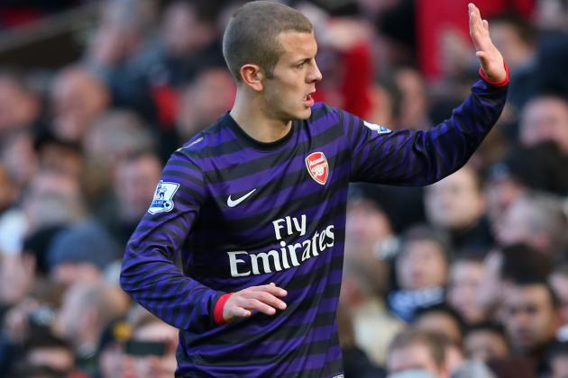 Wilshere Returns to England Squad