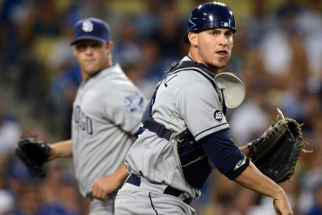 Yasmani Grandal's Disappointing Suspension Comes at Terrible Time for Padres