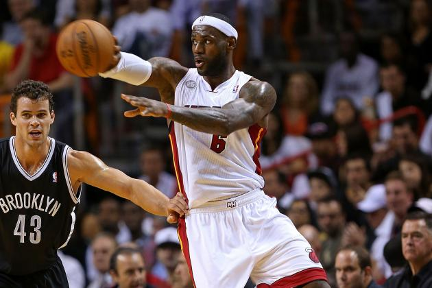 How LeBron James Benefits from Miami Heat's Improved Three-Point Shooting