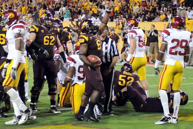 Arizona State vs. USC: Latest Spread Info, BCS Impact and Predictions