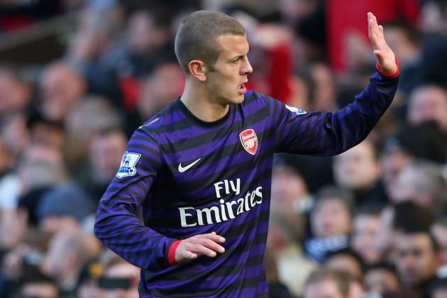 Roy Hodgson Defies Wenger by Calling Jack Wilshere into England Squad