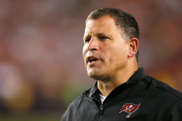 Tampa Bay Buccaneers' Greg Schiano Hated Around the NFL, and More NFC South News