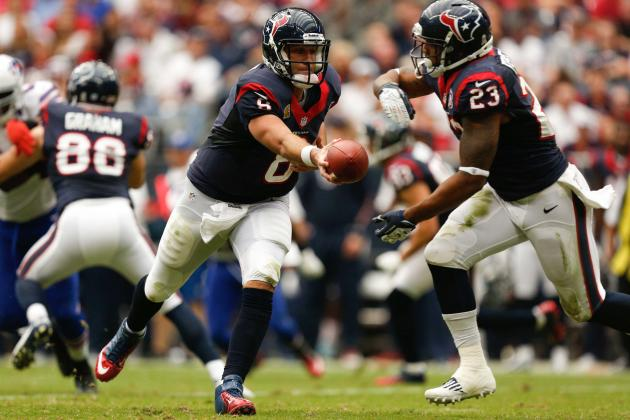 AFC South All-22 Review: The Houston Texans' Signature Play