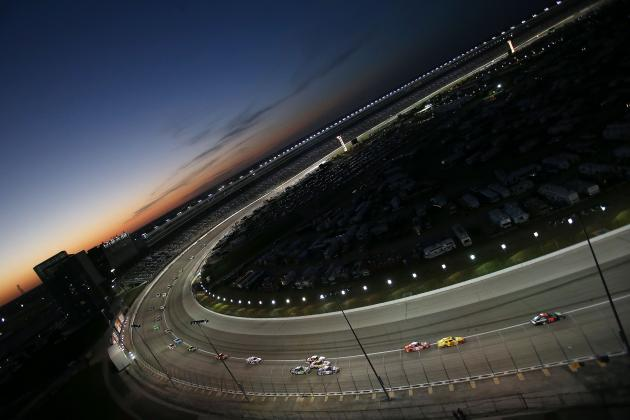 The Case for Returning NASCAR to Its Good Old Days