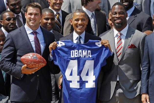 Victor Cruz Campaigned for Barack Obama, and More NFC East News