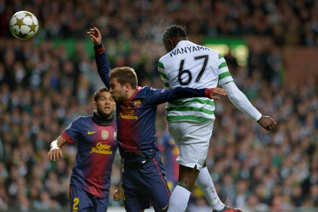 UEFA Champions League: Celtic Score a Famous Victory over Barcelona