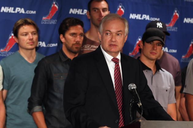 NHL Lockout 2012: Latest Updates on CBA Talks as Positive Discussions Continue