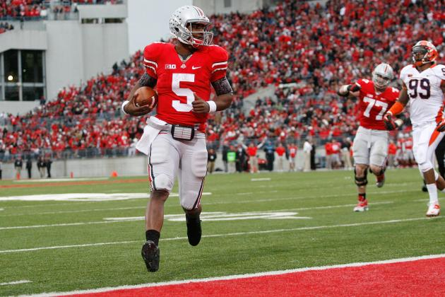 Would Associated Press Vote Ohio State No. 1 If Buckeyes Are Lone Unbeaten Team?