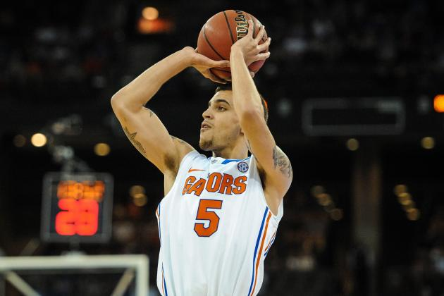 Donovan to Bench Scottie W for Florida's Opener Against Georgetown