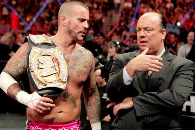 CM Punk: Why Paul Heyman Will Eventually Turn on WWE Champion