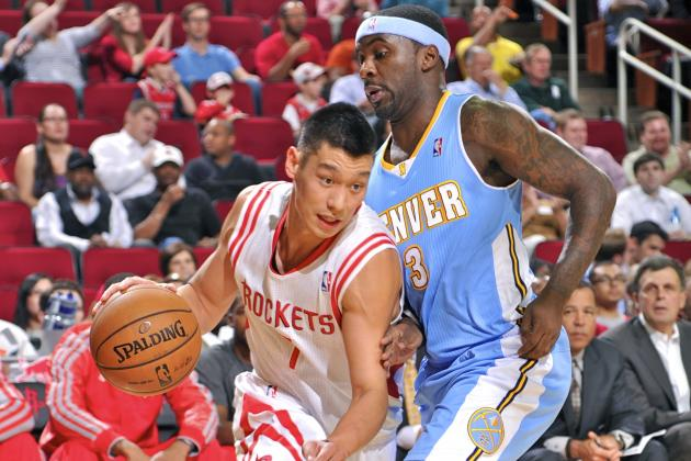 Jeremy Lin, James Harden Finally Get Slowed by Ty Lawson, Denver Nuggets