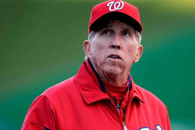 """Davey Johnson """"Not Worried"""" About Contract Negotiations"""