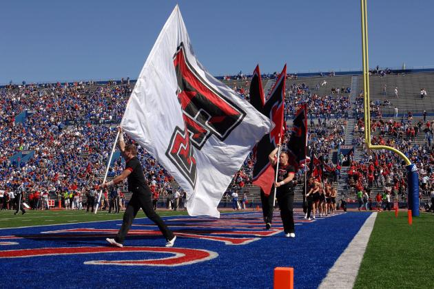 Kansas at Texas Tech