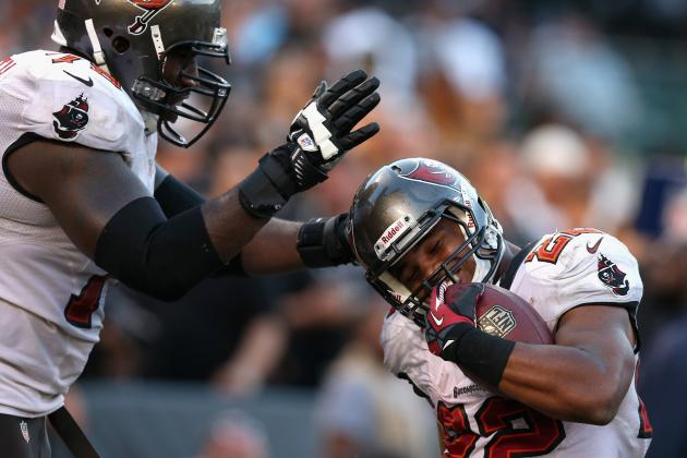Bucs RB Doug Martin Uses 'Vision' to Break Long TD Runs