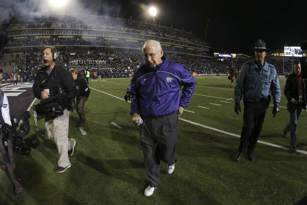 Comparisons Run Deep Between Kansas State, TCU Programs