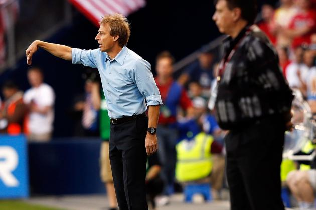 USMNT Has Work to Do in Final Round of CONCACAF Qualifying