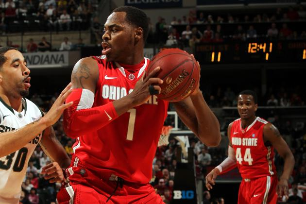 Deshaun Thomas' Broad Shoulders to Bear Buckeyes' Scoring Burden