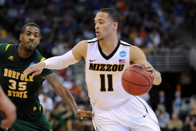 Missouri Senior Guard Dixon Remains Suspended