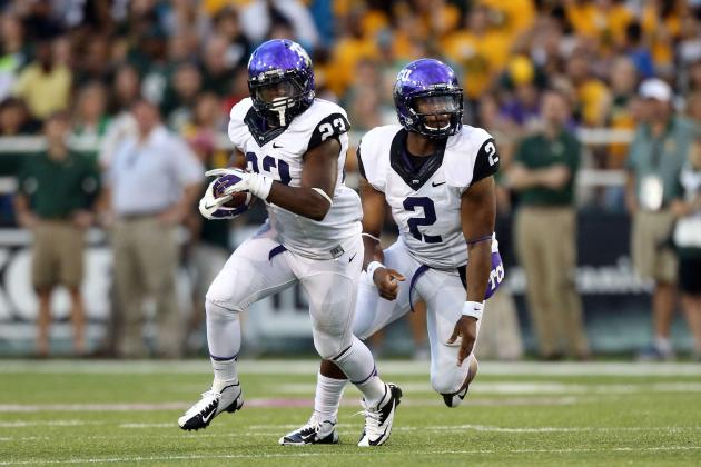 TCU Looks to Rise to Kansas State's Level