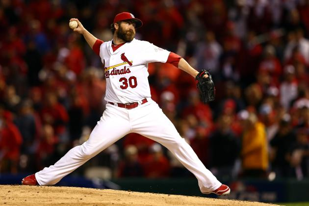 Cardinals Bullpen Is Up to Speed