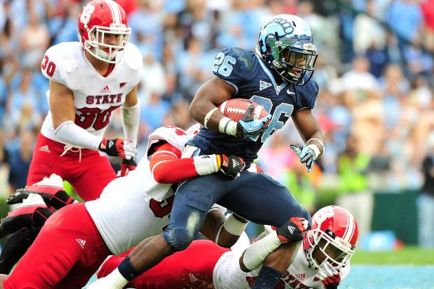 UNC's Best Option Against Ga. Tech Might Be Slowing Tempo