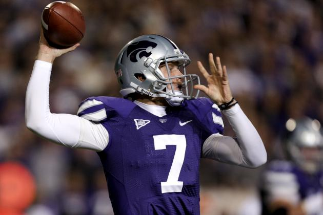 Collin Klein Injury: Kansas State Heisman Hopeful Should Have Quick Hook vs. TCU