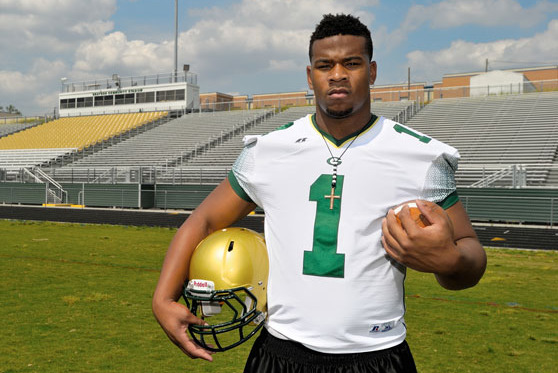 Grayson's Nkemdiche Decommits from Clemson